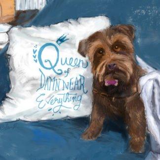 Queen Piper Q3XQQ9Y8
